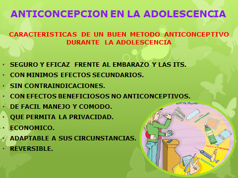 ANTICONCEPCION EN LA ADOLESCENCCIA-7pptx