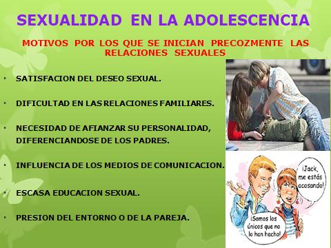 SEXUALIDAD EN LA ADOLESCENCIA 24