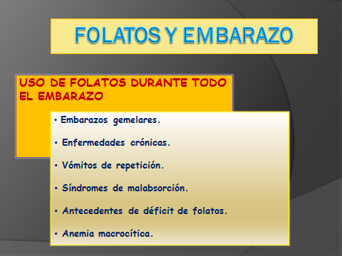 FOLATOS Y EMBARAZO.9